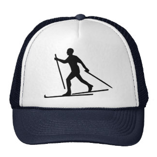 Cross Country Skiing Hat