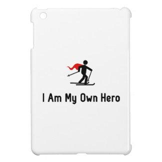 Cross Country Skiing Hero Case For The iPad Mini