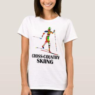 Cross-Country Skiing T-Shirt