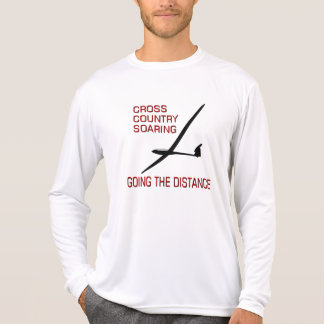 Cross Country Soaring ... Going the Distance Tshirt