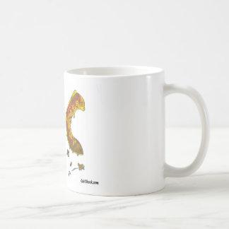 Cross Country Spikes Coffee Mugs