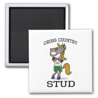 Cross Country Stud Magnet