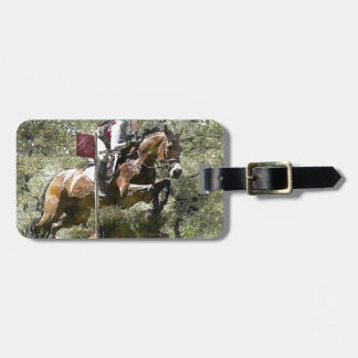 Cross Country Travel Bag Tag