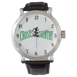 Cross country watch