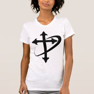CROSS COUTURE T SHIRT