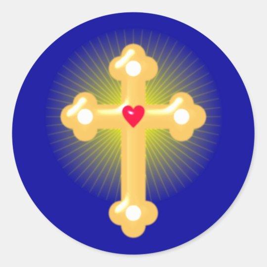 Cross CROSS Classic Round Sticker