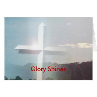 Cross - Customized Card
