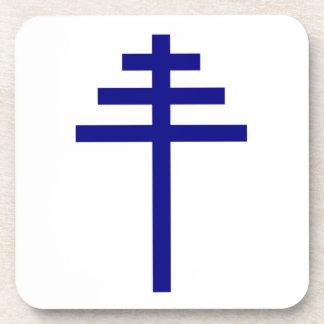 Cross de papa posavasos de bebidas