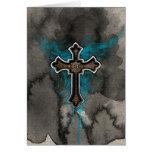 Cross del señor tarjetón
