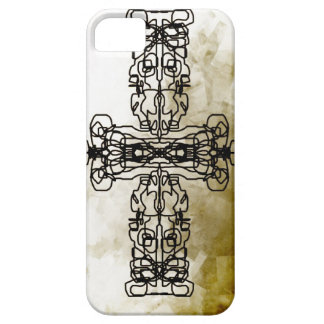 cross design 2 iPhone SE/5/5s case