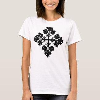 Cross design T-Shirt