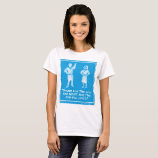 """Cross-Dress For Success"" Women's T-shirt"