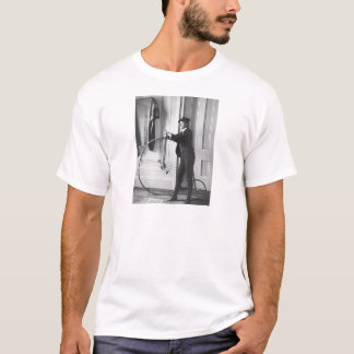Cross-Dressed Cyclist, 1890 T-Shirt