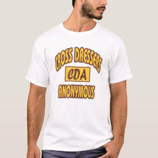 Cross Dressers Anonymous T-Shirt