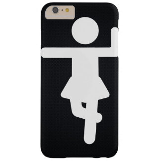Cross Exercises Icon Barely There iPhone 6 Plus Case