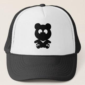 Cross Eyed BEAR Trucker Hat