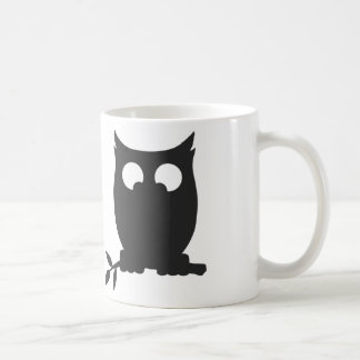 Cross Eyed OWL Coffee Mug