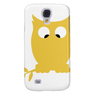 Cross Eyed OWL Galaxy S4 Cover