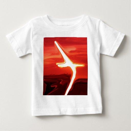 Cross Fire Baby T-Shirt