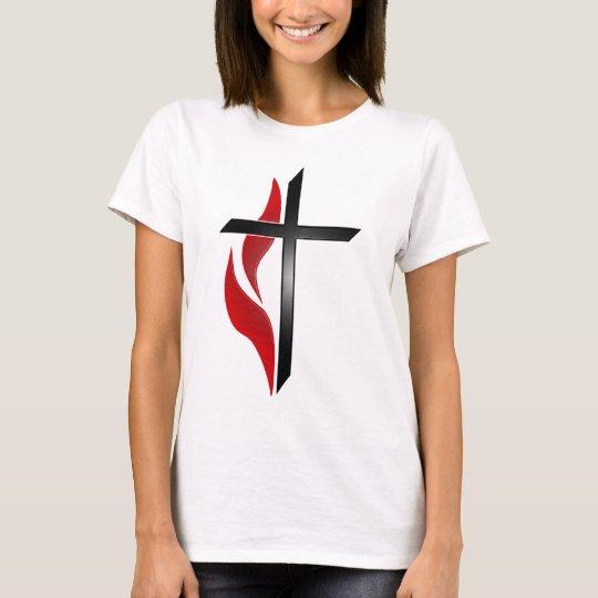 CROSS & FLAME T-Shirt