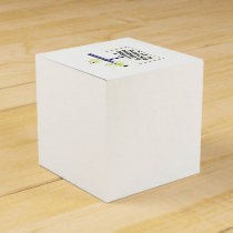 Cross Flowers John 3-16 Favor Box