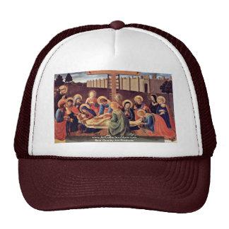 Cross Fragment By Angelico Fra Trucker Hat