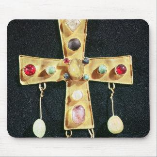 Cross, from the Torredonjimeno Treasure Mouse Pad