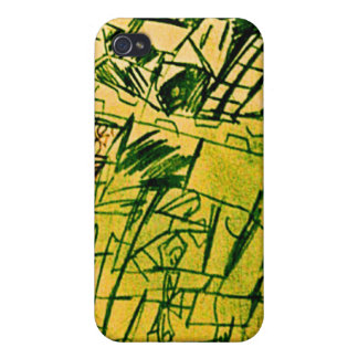 CROSS FROWN iPhone 4 COVERS