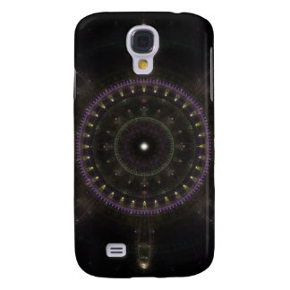 Cross Hairs Fractal Design Galaxy S4 Cases