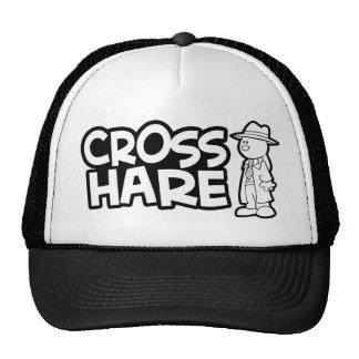 Cross Hare Trucker Hat