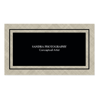 Cross Hatching Texture Variation Double-Sided Standard Business Cards (Pack Of 100)