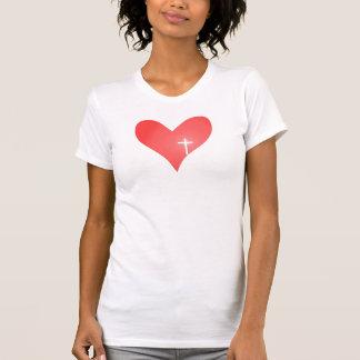 Cross/Heart Shirt