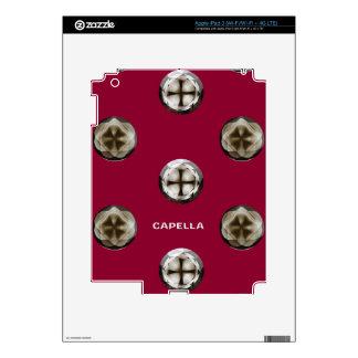 Cross in Diamond® iPad 3 Protective Skin iPad 3 Decals