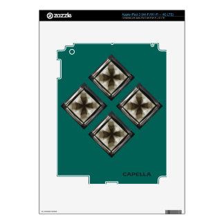 Cross in Diamond® iPad 3 Protective Skin iPad 3 Skins