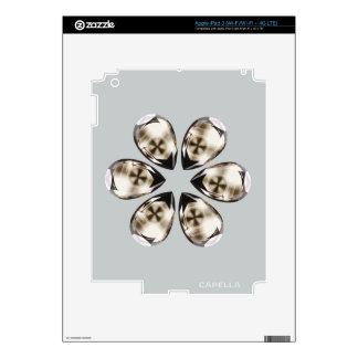 Cross in Diamond® iPad 3 Protective Skin iPad 3 Decal