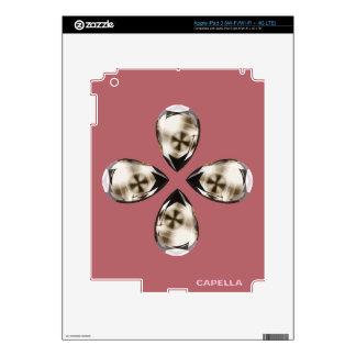 Cross in Diamond® iPad 3 Protective Skin iPad 3 Skin