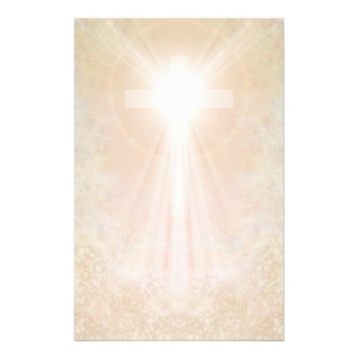 Cross In Gold Stationery