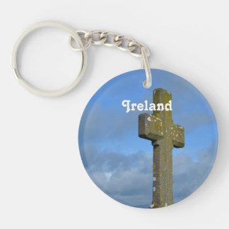 Cross in Ireland Key Chains