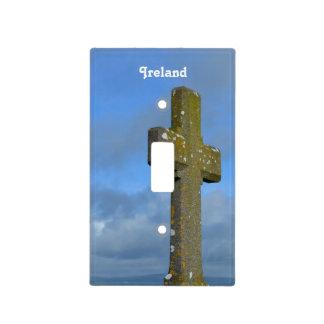 Cross in Ireland Light Switch Covers