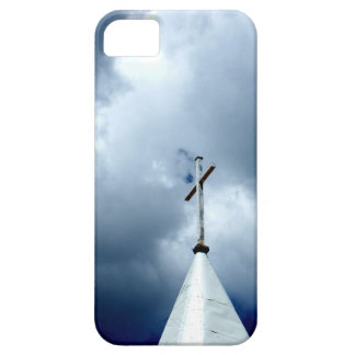 Cross in the Sky Phone Cover