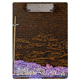 cross invert st augustine sketch landscape clipboards