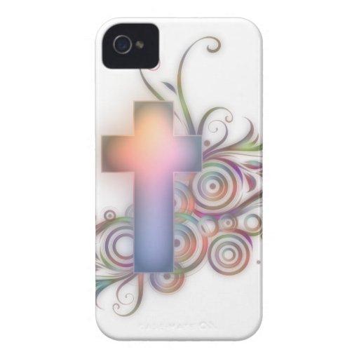 Cross iphone 4 case mate case zazzle for Grove iphone 4 case