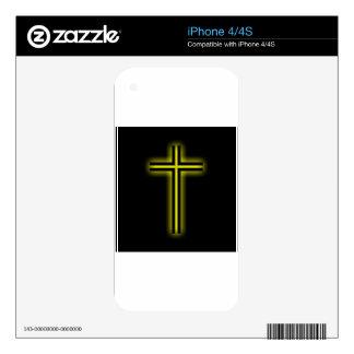 Cross iPhone 4S Skin