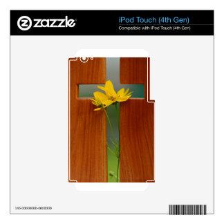 Cross iPod Touch 4G Skin