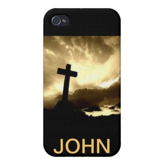 CROSS JOHN 3:16 Speck Case iPhone 4/4S Cover