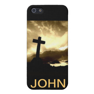 CROSS JOHN 3:16 Speck Case Covers For iPhone 5