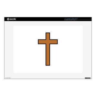 Cross Laptop Decals