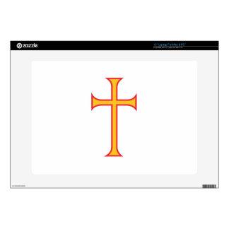 Cross Laptop Skins
