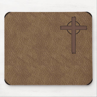 Cross & Leather BRANDED MousePads