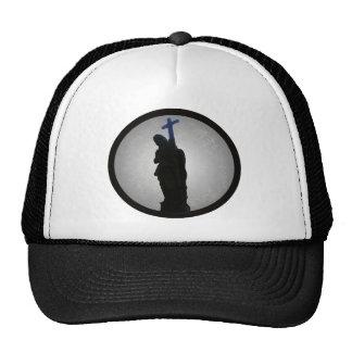 Cross Man (glowing) Trucker Hat